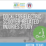 APH Dockless Electric Scooter-Related Injuries Study - Thumbnail