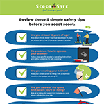 Scoot Safe - Pre-Ride Safety Checklist - Thumbnail